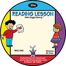 Giggle Bunny's Reading Lesson CD