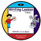 The Writing Lesson CD
